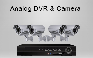 Analog camera cctv, analog DVR, analog cctv system, analog hd cctv Camera, in Rithala