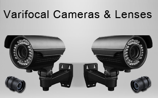 varifocal camera, varifocal cctv camera, varifocal dome camera, in Bawana Industrial Area